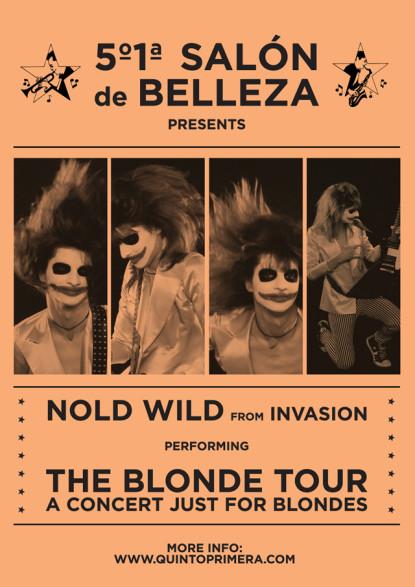 Blonde Tour 3